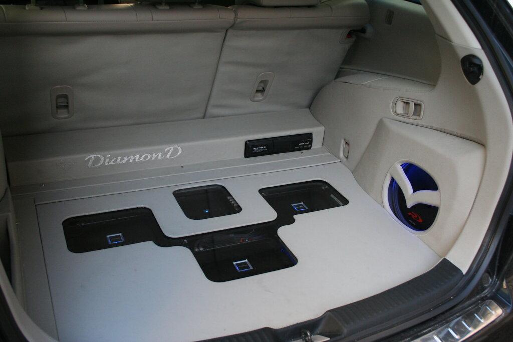 Mazda CX-7 Ultimate