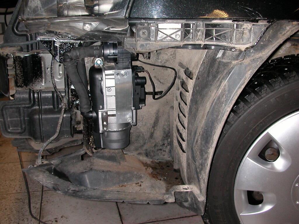 Toyota Avensis - Webasto