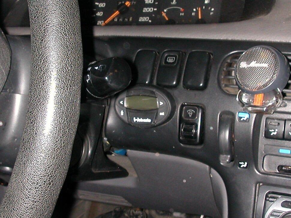 Mazda 626 - Webasto