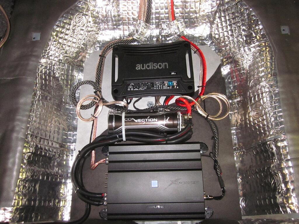 Honda Civic Audio