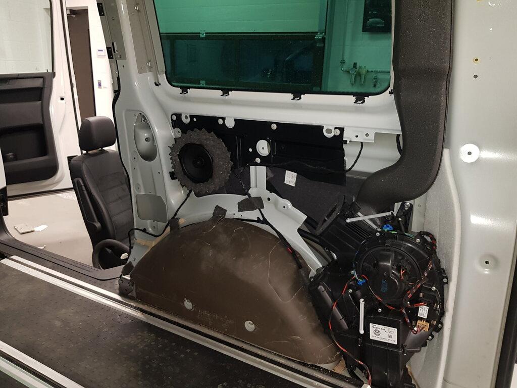 VW California Audio